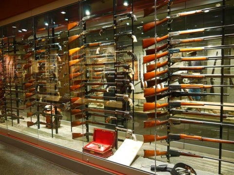 New York Times Op-Ed Bashes NRA Museum for...Displaying Firearms