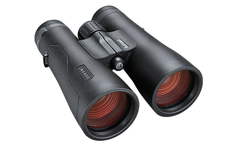 A pair of binoculars, like these Bushnell Elites, are crucial for checking your progress downrange.
