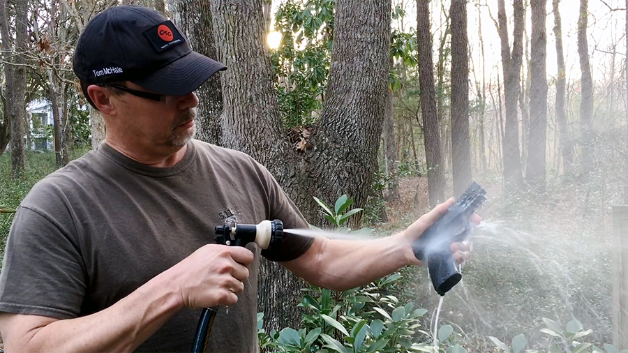 How to Clean a Pistol