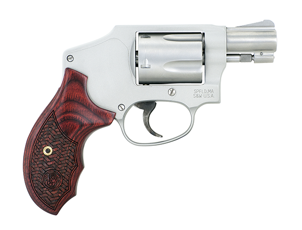 S&W PC Enhanced Action Model 642 and 637: Coming to the Range