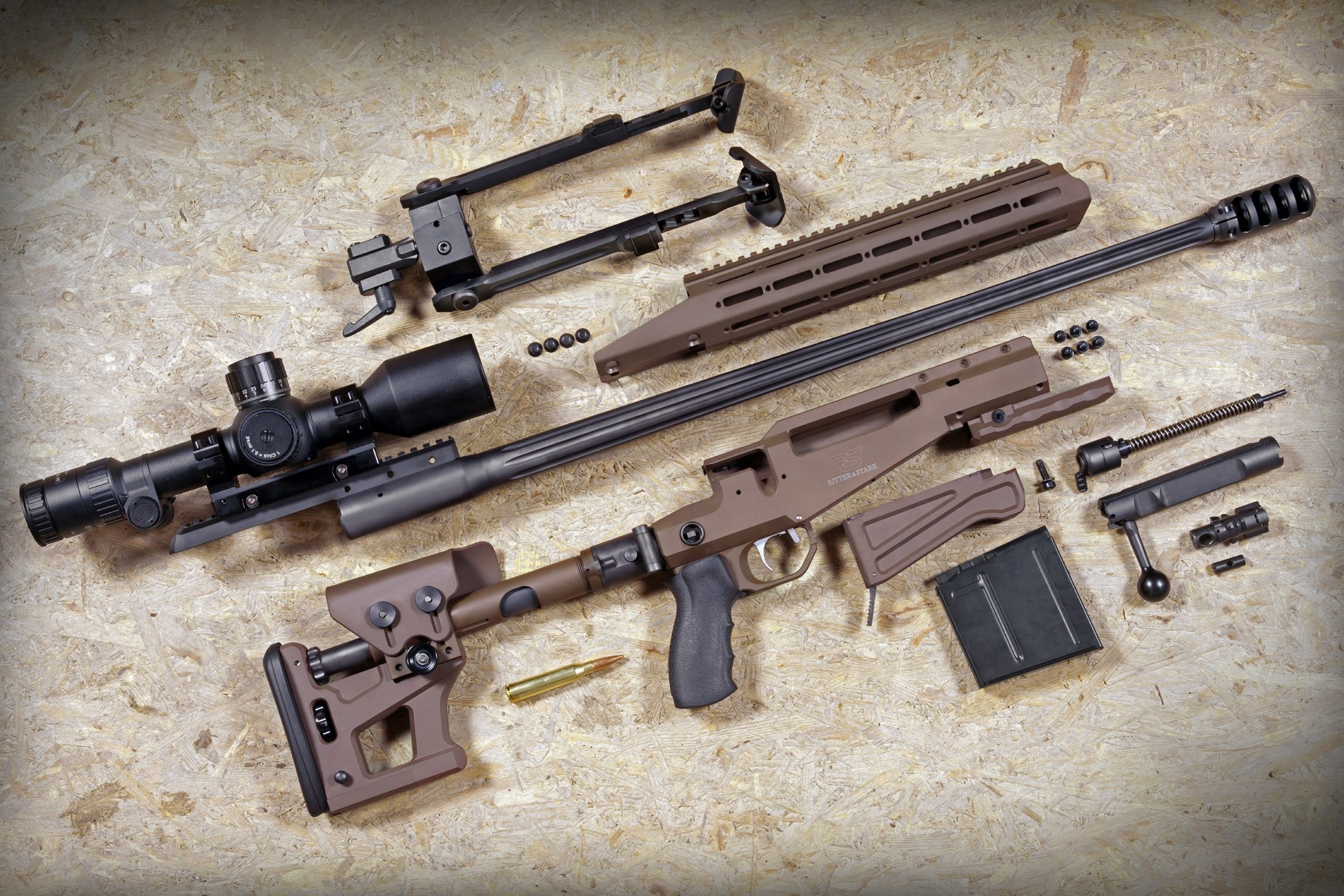 SX-1 Modular Tactical Rifle: Coming to the Range