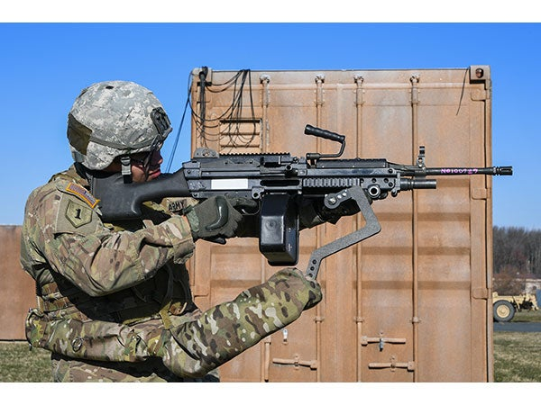 Army Testing New Version of Third Arm Device