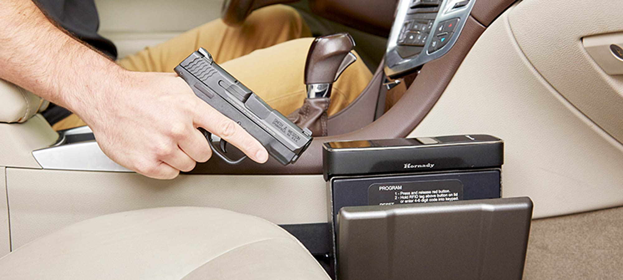 vehicle conceal carry tips