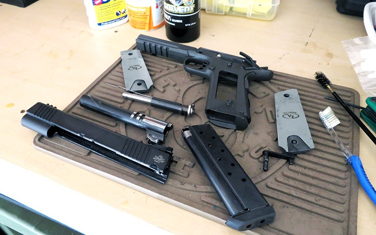 1911 disassembly
