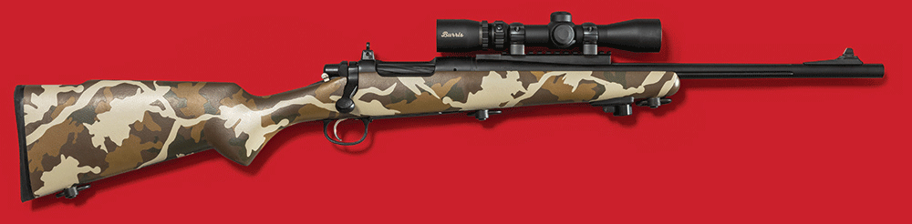The Remington Custom Shop M7 Scout scored: 96 • $3,5450 (as tested)