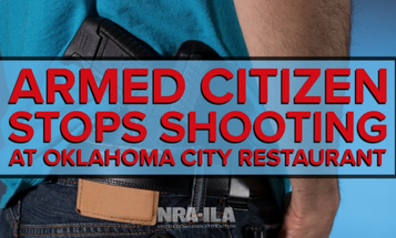 Two Armed Citizens Take Down OK Shooter