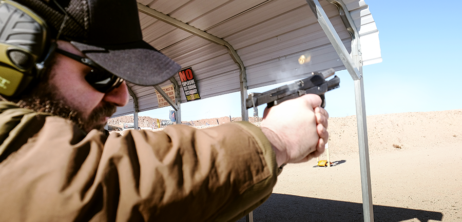 Ruger American Pistol Compact in .45 ACP: Range Day Report