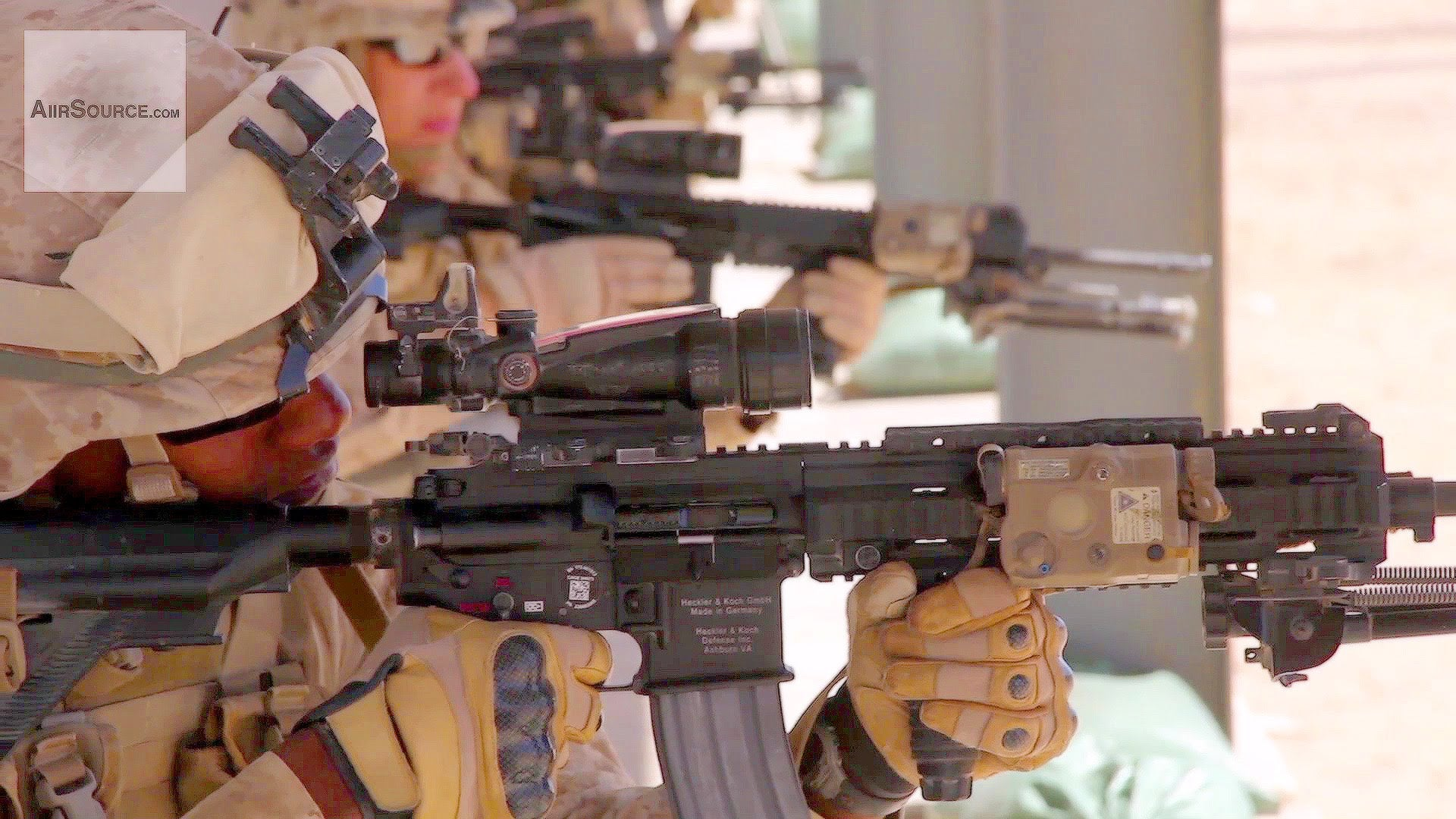 Marines Want 50,000 M27 Rifles from H&K
