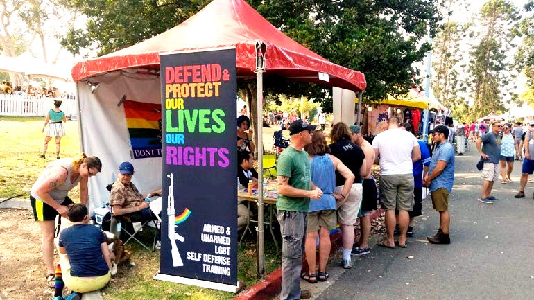 Armed Equality: Firearms, Self Defense, Survival and Medical Training For LGBT Americans & Friends