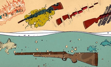 12 Easy Ways to Wreck Your Rifle
