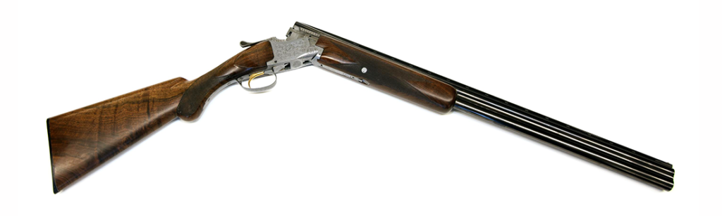 The Browning Superposed was actually made in Belgium.