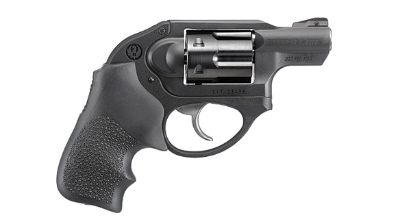 The Ruger LCR revolvers is designed for self-defense and comes chambered in a range of calibers.