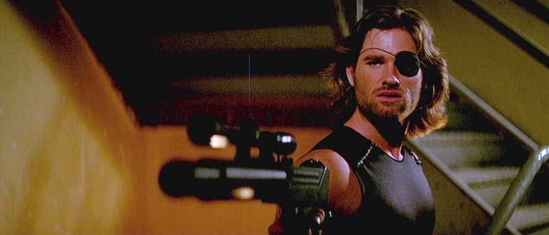 Movie Guns of Kurt Russell: 1975-1989