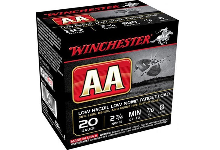 Winchester AA Feather