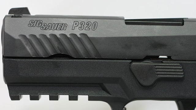 Sig P320 Drop Safety Concerns Continue