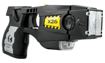 Woman Threatened by Ex Sues to Get Taser, Right to Carry