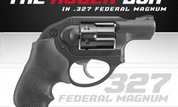 Coming to the Range: Ruger LCR in .327 Fed. Mag.