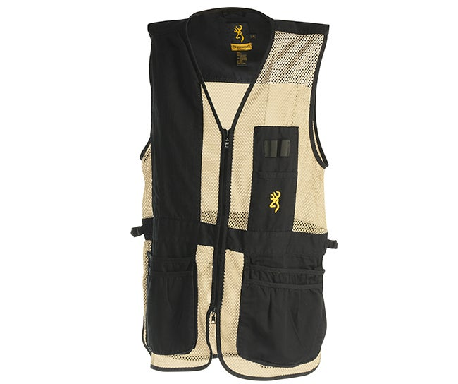 The author likes the discontinued Browning Trapper's Creek Vest.