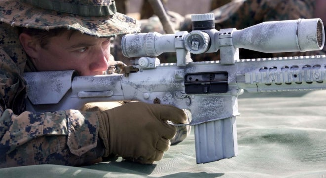 U.S. Army Looking for New .308 Rifle