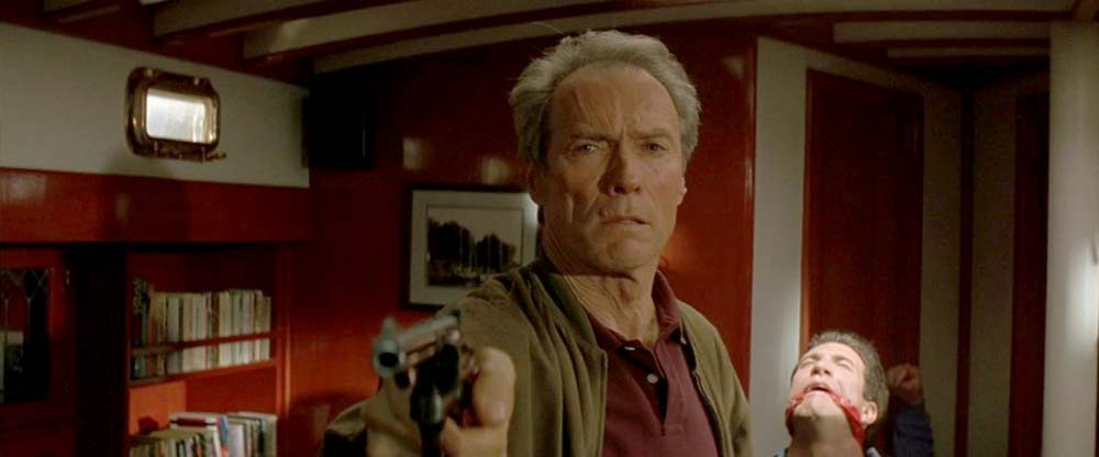 Clint Eastwood In the Line of Fire Smith Wesson Model 19