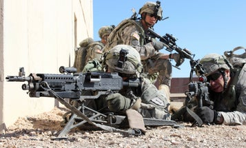 U.S. Army Considers Replacing the 5.56
