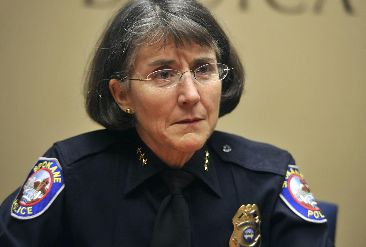 More Women Grabbing Top Cop Spots in U.S.