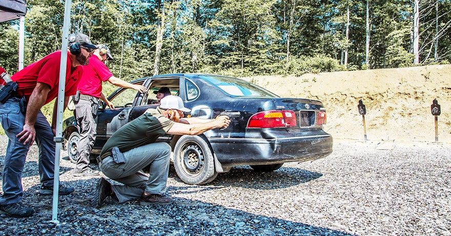 Real world scenarios like this can help prepare LEOs and concealed carriers for real-life defensive situations.