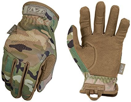 Mechanix Wear FastFit gloves are great shooting gloves, but can be used for pretty much anything.