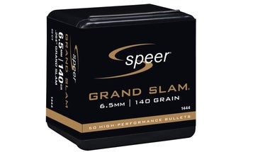 Speer Adds to Hunting Rifle Bullet Line