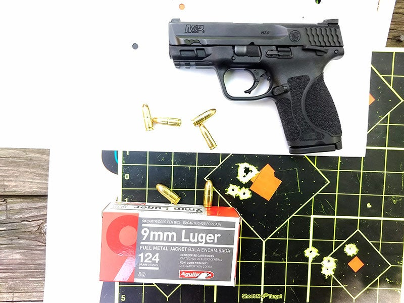 9mm ammo and smith and wesson luger