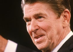 Reagan Carried a .38 While President