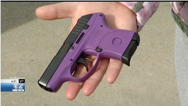 Woman with Gun Stops Attempted Carjacking