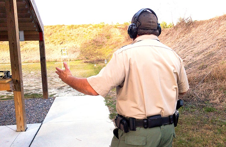 How To Make the Range Officer Hate You