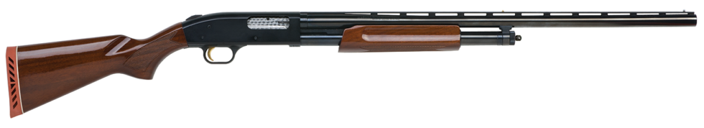 The Mossberg 500 Classic