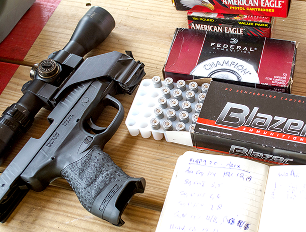 Walther Creed 9mm: Gun Review