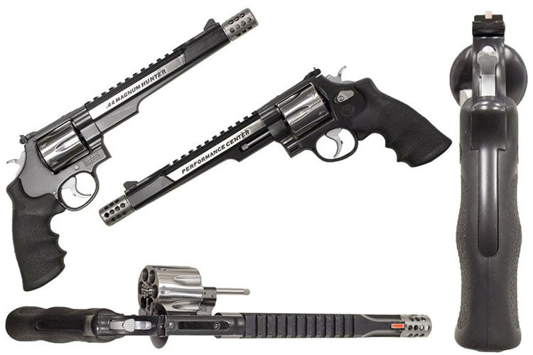 smith and wesson performance center model 629