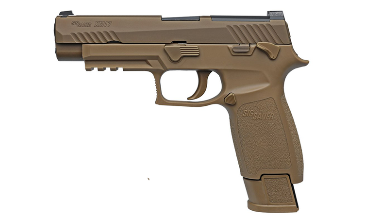 Feds Deny Glock Protest Against New Army SIG, But Two Lawsuits Loom
