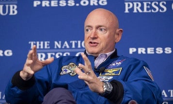 In Wake of D.C. Shooting, Mark Kelly Takes Stand Against Concealed-Carry Reciprocity
