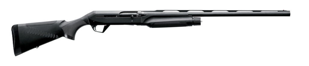 The first generation of the Benelli Super Black Eagle semi-auto shotguns was one of the models preferred by the wildlife management officials.