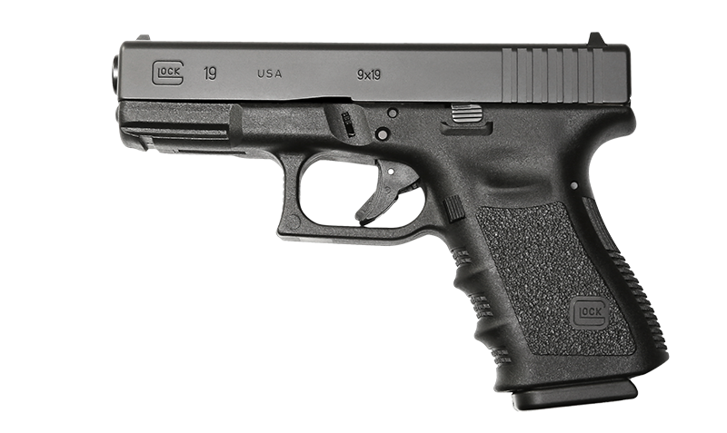 The most popular Glock is the G19. It offers good concealability and ease of use.