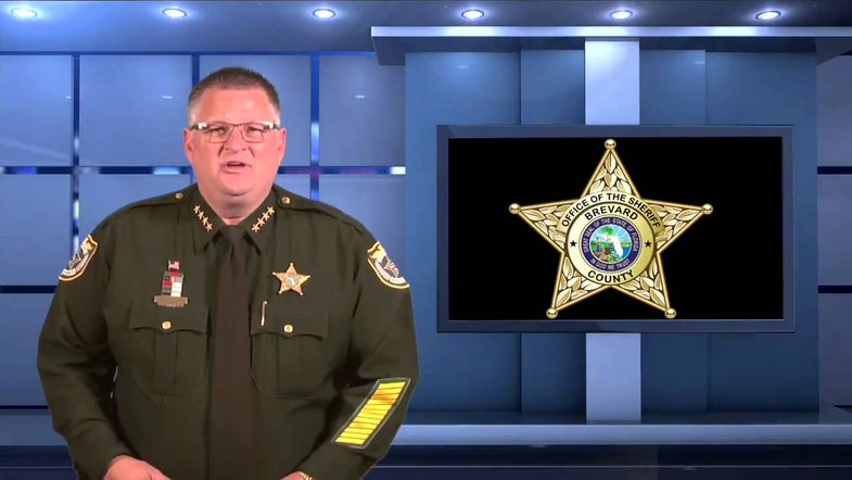 Florida Sheriff: Arm Yourselves Now