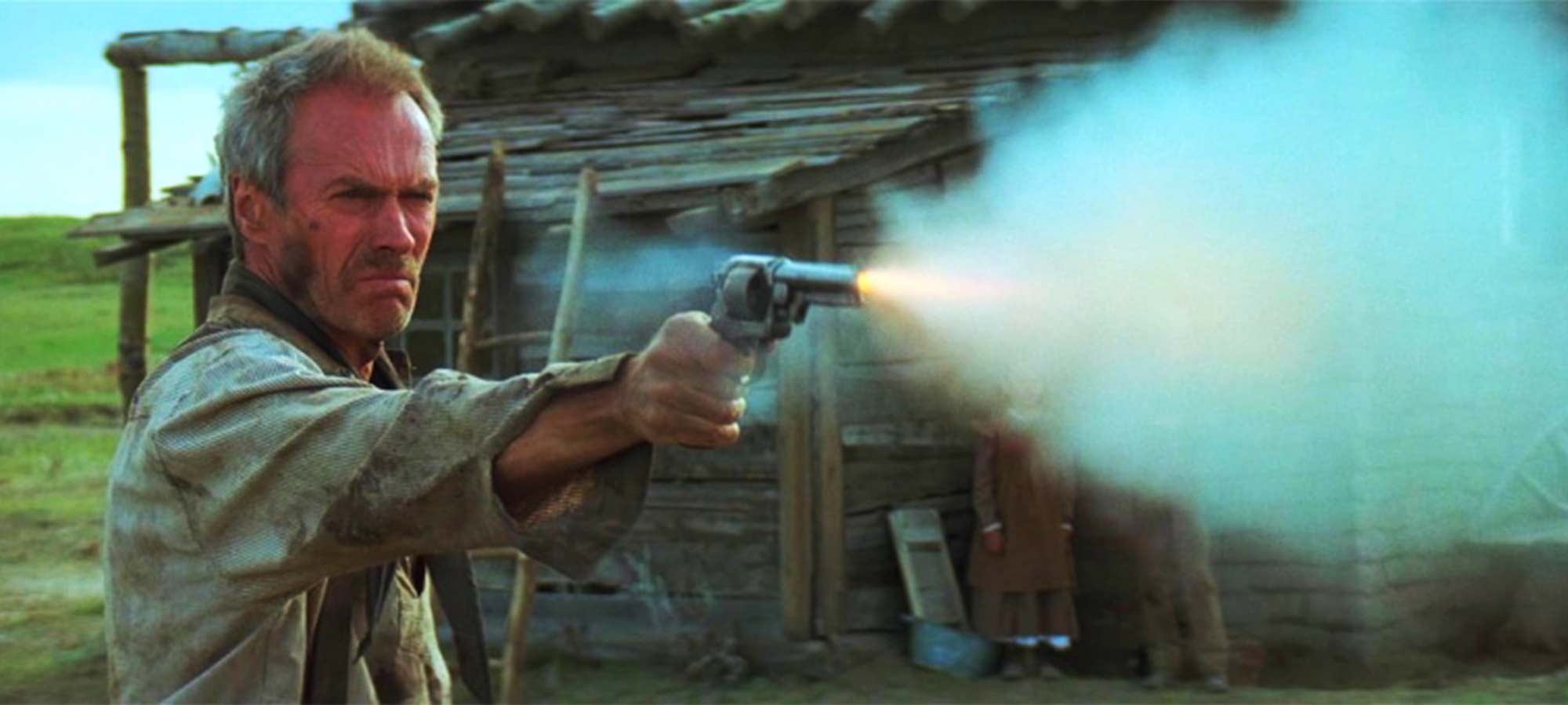 Guns of Clint Eastwood Movies 1992 – 2008
