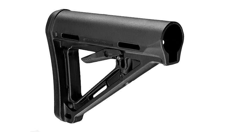 image of magpul moe carbine buttstock