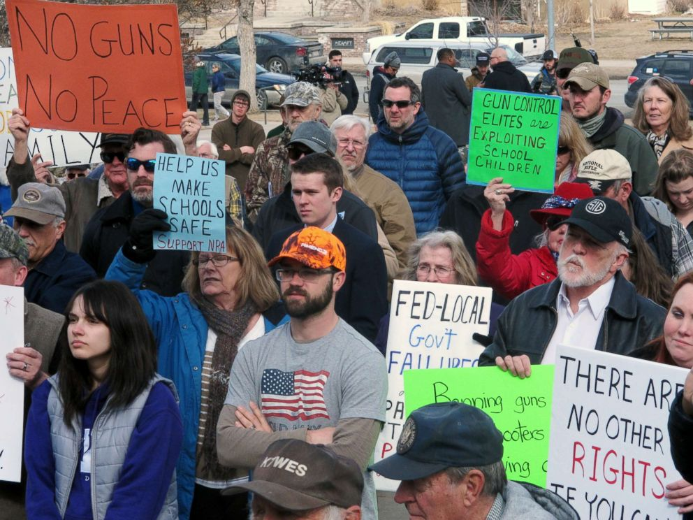 March For Our 2A Rights
