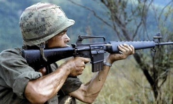 A Brief History of U.S. Military Rifles