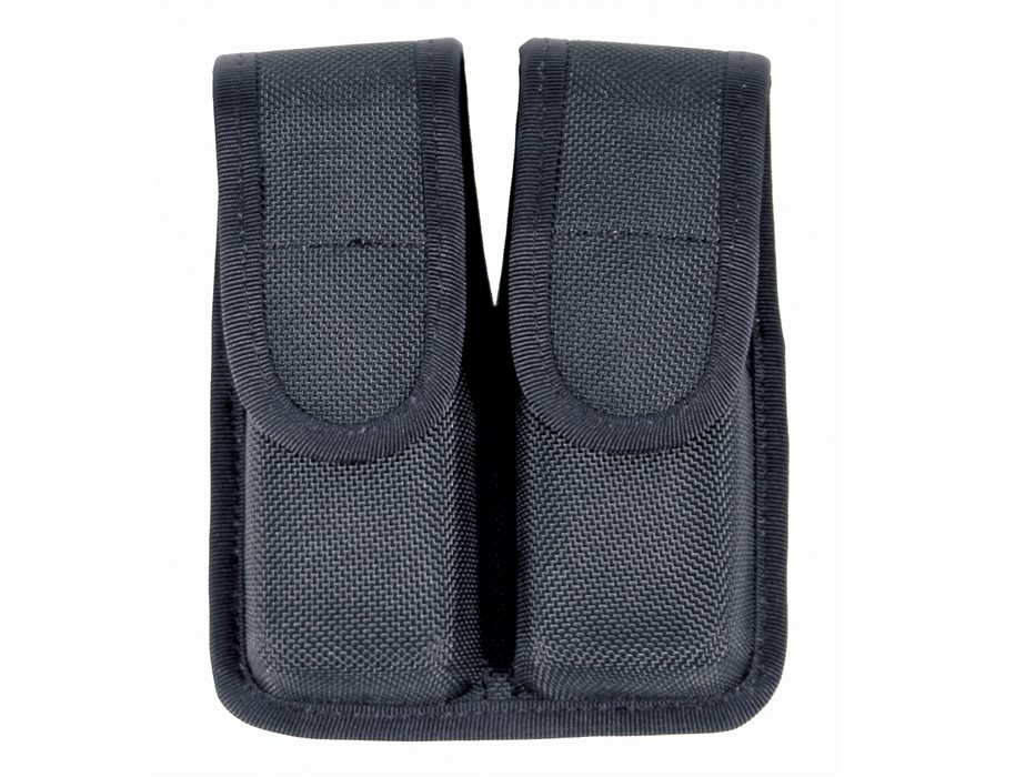 Blackhawk! makes double and triple mag pouches constructed from heavy duty cordura.