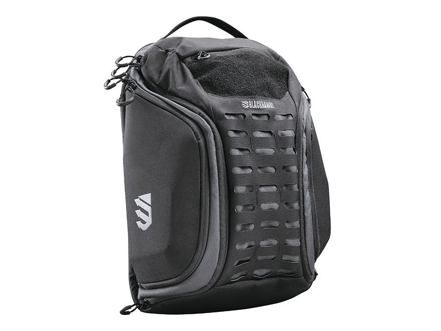 Blackhawk! Stingray: A Backpack as a Range Bag?