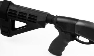Use AR Stocks and Grips on your Remington 870