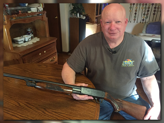 Shotgun Returned to Owner After 40 Years