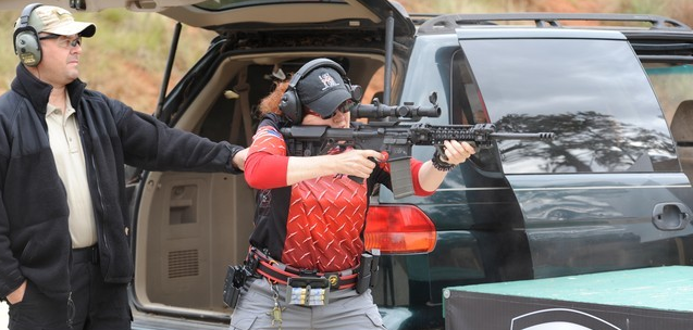 California Releases Personal Info of Firearms Instructors